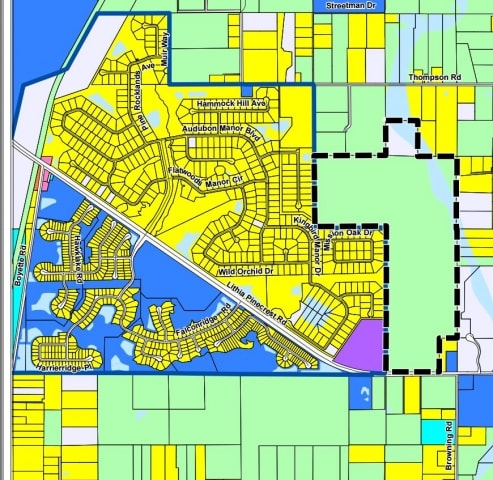 CPA 17 04 HOA Rezoning Map